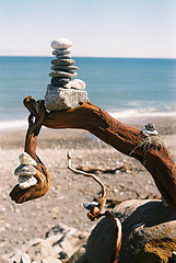 Balanced Rocks via Flickr Commons, Ellen Munro