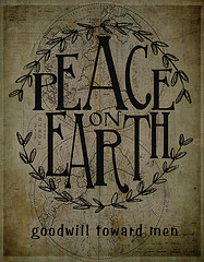 Peace On Earth_via FlickrCreativeCommons_marynbtol